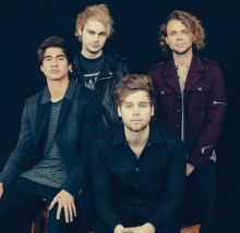 5 Seconds Of Summer letras