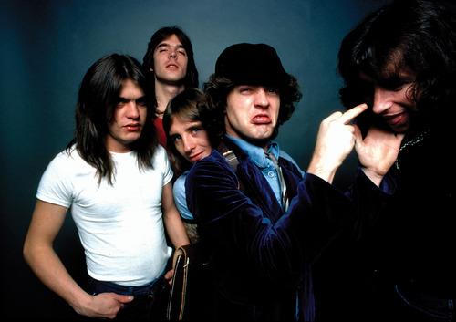 AC/DC letras
