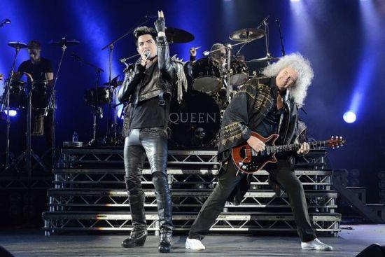 Resultado de imagem para Queen & Adam Lambert se apresentam neste ano no Brasil, diz jornalista