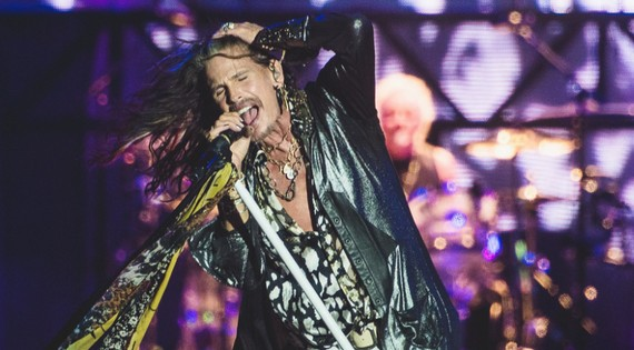 Aerosmith no Rock in Rio!