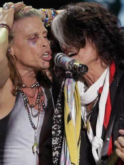 Aerosmith letras