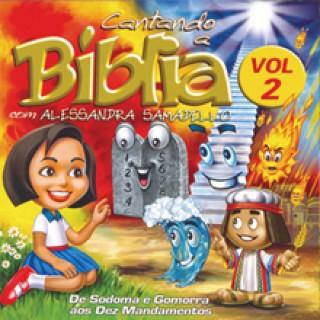 Cantando a Bíblia Vol. 2
