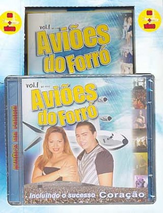 Aviões do Forró: ao Vivo - Vol. 1