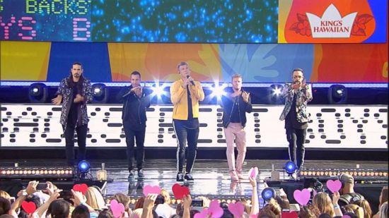 Backstreet Boys letras