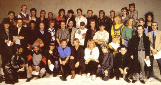 Band Aid letras