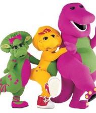 Barney e Seus Amigos