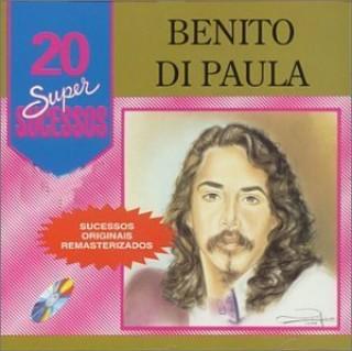 20 Supersucessos - Benito de Paula