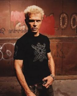 Billy Idol letras