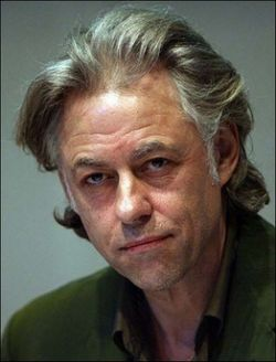 Bob Geldof letras