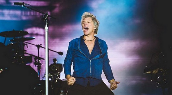 Bon Jovi no Rock in Rio!