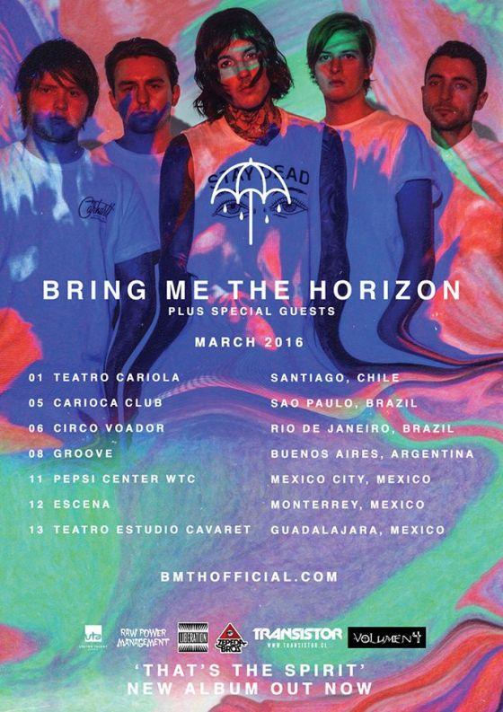 Bring Me The Horizon letras