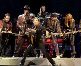 Bruce Springsteen letras
