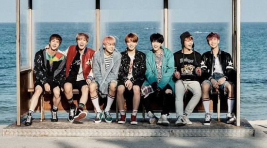 BTS letras