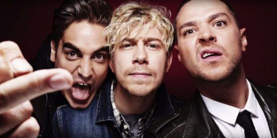 Busted letras