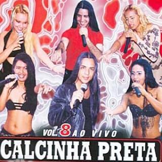 Calcinha Preta: ao Vivo - Vol. 8