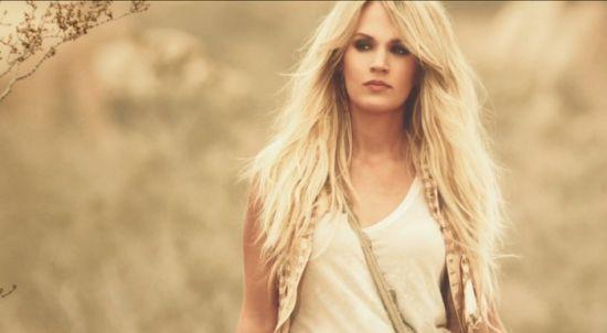 Carrie Underwood letras