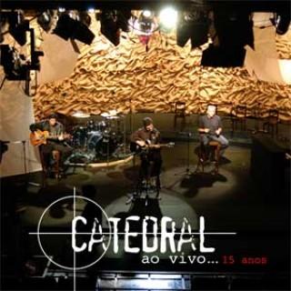 CD 15 Anos... Ao Vivo - Acima Do Nível Do Mar