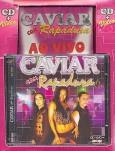 Caviar com Rapadura: ao Vivo CD + VHS