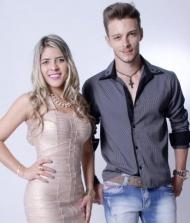Cintia e Lucas