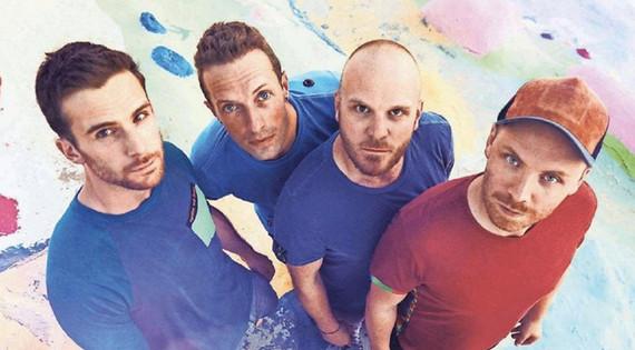 Coldplay letras