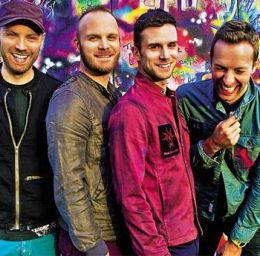 Coldplay letras