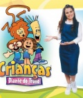 Crian�as Diante do Trono