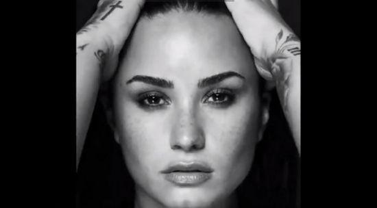 Demi Lovato anuncia título e data de lançamento do novo álbum