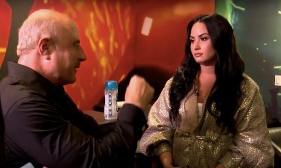 Demi Lovato conta que teve pensamentos suicidas na infância