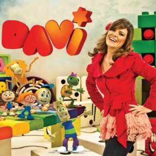Davi: Crianças Diante do Trono 7