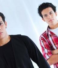 Diego e Júnior