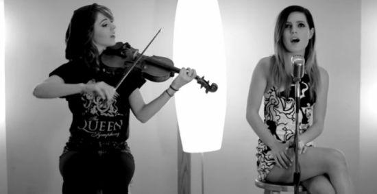 Echosmith Libera Clipe Da Nova Vers 227 O De Quot Bright Quot Em Parceria Com Lindsey Stirling Vagalume