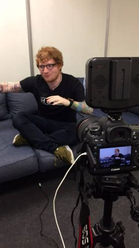 Ed Sheeran letras