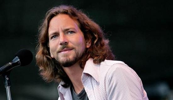 Eddie Vedder letras
