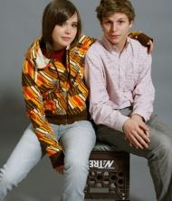 Ellen Page e Michael Cera