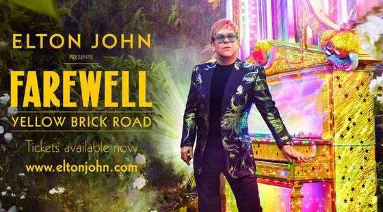 Cultura - Música: Elton John anuncia última turnê mundial de sua carreira