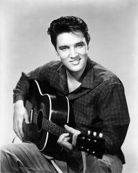 Elvis Presley letras