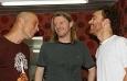 Edgard Scandurra (Ira!), Humberto Gessinger e Nando Reis no Circo Voador - RJ
