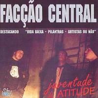 Discos do grupo de rap facção central Juventude-de-atitude-W200