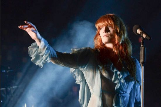 Florence And The Machine letras