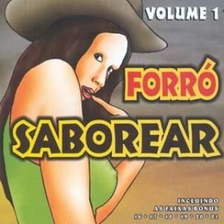 Forró Saborear - Vol. 1