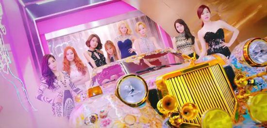 Girls' Generation letras