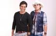 Foto de Guilherme e Santiago