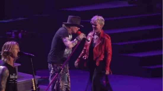 Guns N' Roses letras
