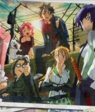 High School Of The Dead (anime)