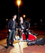 Hugo e Gabriel