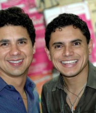 Hugo Pena e Gabriel