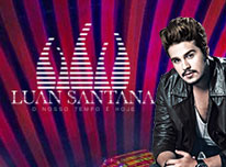 Luan Santana site oficial