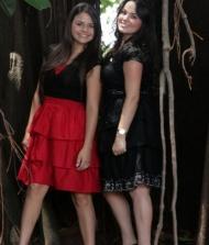 Ingrid e Daiane