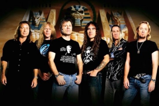 Iron Maiden letras