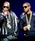 Jay Z & Kanye West